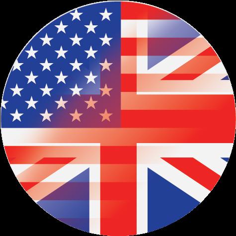 Englisch Flaggen-Icon