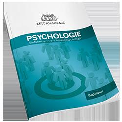 ZEIT Akademie Begleitbuch Psychologie