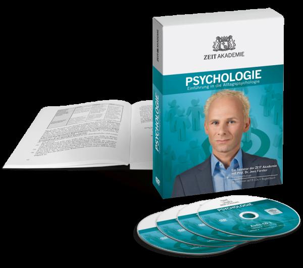 Psychologie - DVD & Online Seminar