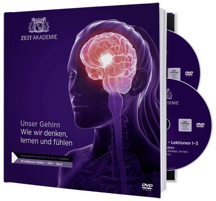 Unser Gehirn - DVD & Online Seminar