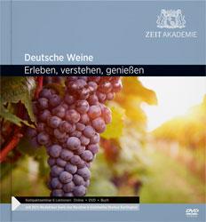 ZEIT Akademie Begleitbuch Seminar Deutsche Weine