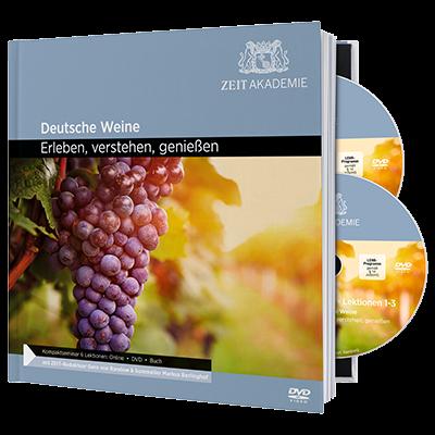 Deutsche Weine - DVD & Online Seminar