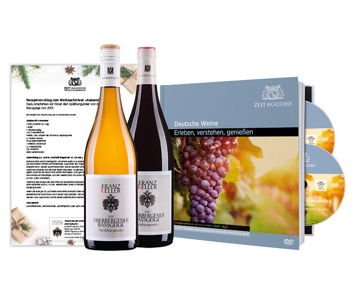 Deutsche Weine - Weingenusspaket