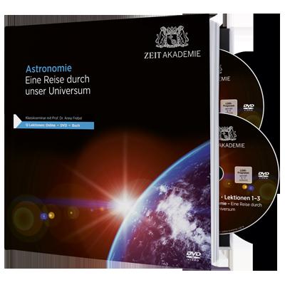 Astronomie - DVD & Online Seminar