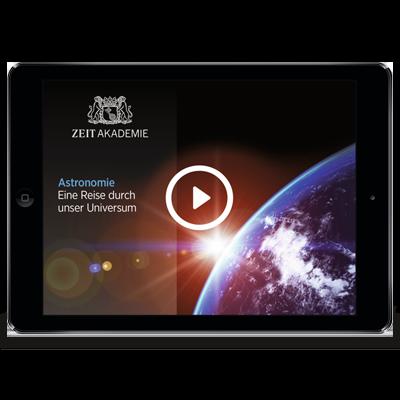 »Astronomie«-Seminar Online Seminar