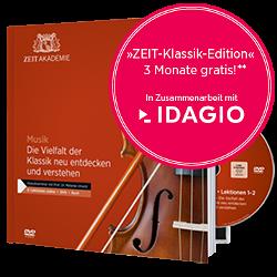 Klassische Musik - DVD & Online Seminar