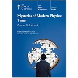 TGC Buch Mysteries of modern physics time