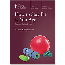TGC Buch How to stay fit as you age