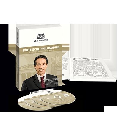 Politische Philosophie - DVD & Online Seminar
