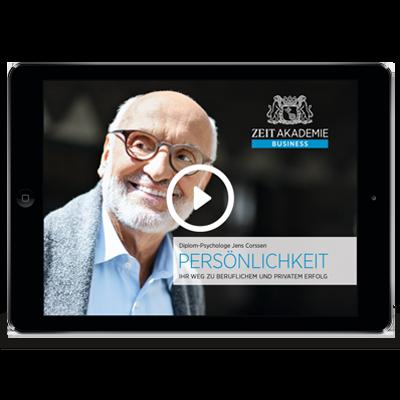 »Persönlichkeit«-Seminar Online Seminar