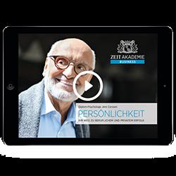 Persönlichkeit - Online Seminar