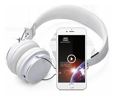 Astronomie - Audio Digital