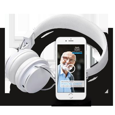 Persönlichkeit - Audio Digital