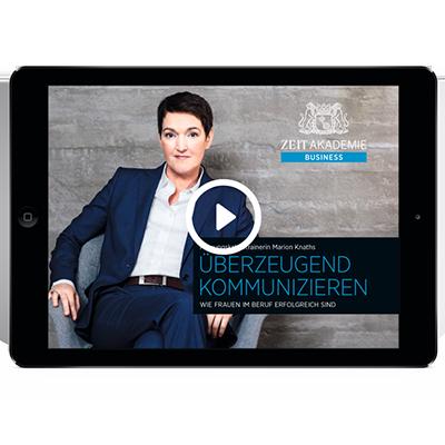 »Überzeugend kommunizieren«-Seminar Online Seminar