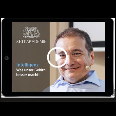 »Intelligenz«-Seminar Online Seminar