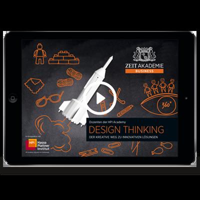 »Design Thinking«-Seminar Online Seminar