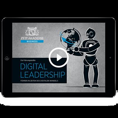 »Digital Leadership«-Seminar Online Seminar