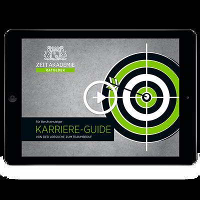 »Karriere-Guide«-Seminar Online Seminar