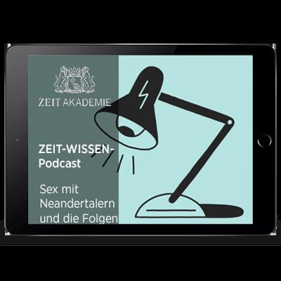 """»Podcast """"Sex mit Neandertalern und die Folgen""""«-Seminar Audio Digital"""