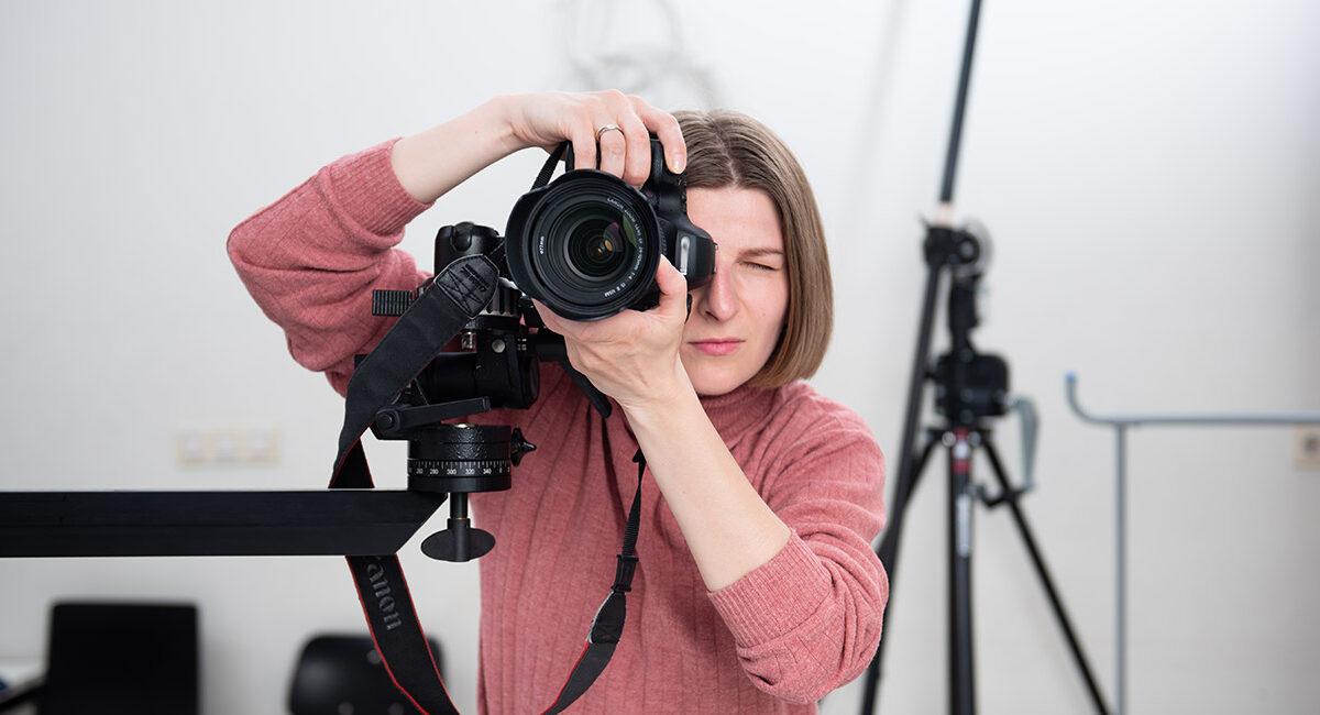 Seminar Angewandte Fotografie
